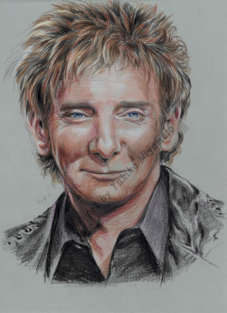 Barry Manilow por Yuki